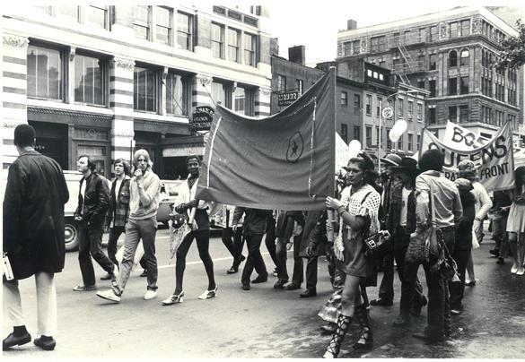 Vi maste fortsatta kampa mot orattvisor homosexuella