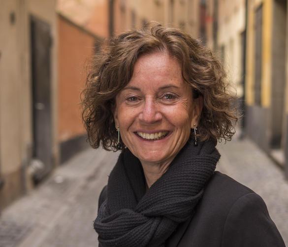 Ingrid Lomfors