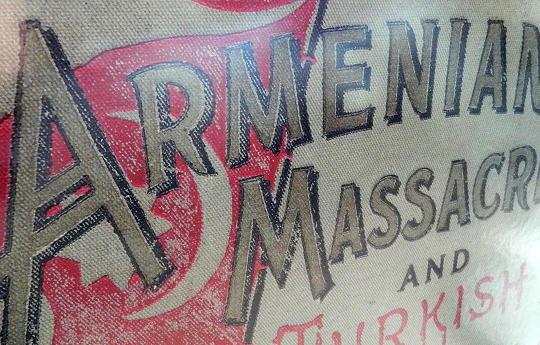 Bild Armenian massacres