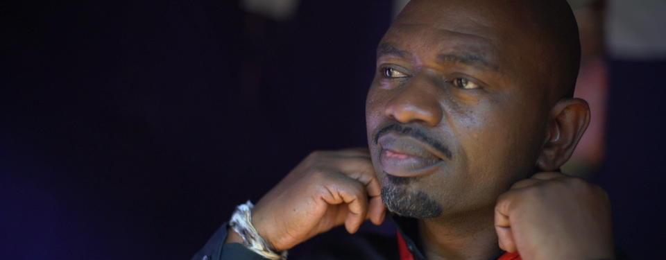 Porträttbild på Sibusiso Innocent Zikode