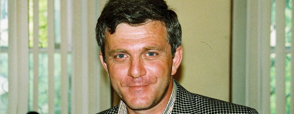 Porträtt på Arsen Sakalov.